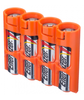 4 AA Powerpax Caja de bateria