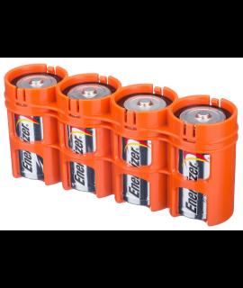 Caja de batería 4 D de Powerpax