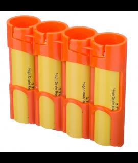 4x 18650 Powerpax Caja de bateria