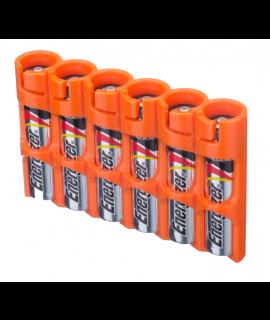6 AAA Powerpax Caja de bateria