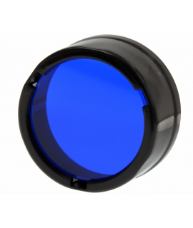 Filtro Nitecore - Difusor 25.4 mm - Azul