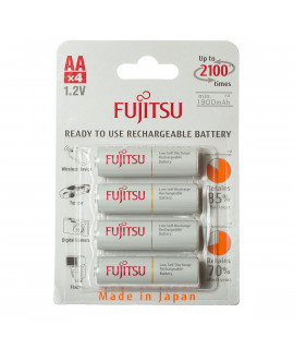 4 AA Fujitsu - 1900mAh blister