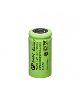 GP 2/3 AA - 750mAh - 1,2V