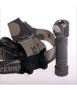Zebralight H604d XHP50.2 Flood 5000K High CRI Lámpara de cabeza