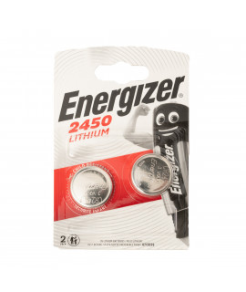 2x Energizer CR2450 - 3V