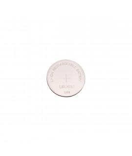 Celda de botón recargable de iones de litio LIR2032 - 3.6V