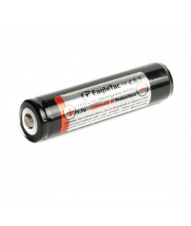 EagleTac 17650 1600mAh - 3A (protected)