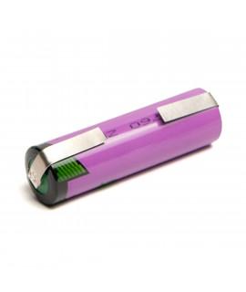 Batería de litio Tadiran SL-760 / AA de 3,6 V con etiquetas U