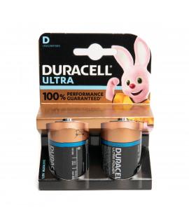 2x D Duracell Ultra - 1.5V