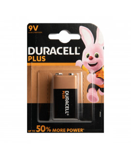 9V Duracell Plus