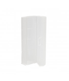 Keeppower 1x 18650 caja de batería