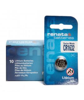 10x Renata CR1632 - 3V
