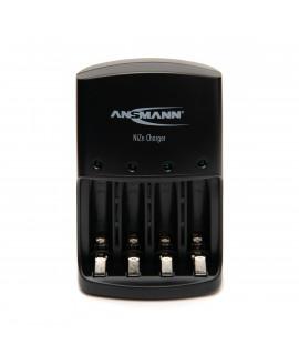 Ansmann Cargador de batería de níquel-zinc