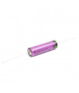 Tadiran SL-760 / AA con alambres para soldar - 3.6 V