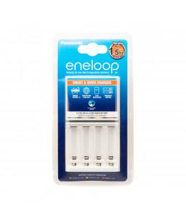 Panasonic Eneloop Cargador BQ-CC55 (Sin Baterías)