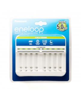 Cargador Panasonic Eneloop BQ-CC63