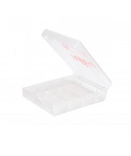 Caja de batería Fujitsu para 4 baterías AA / AAA