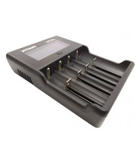 XTAR VC4L cargador de batería