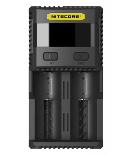 Nitecore SC2 cargador de bateria