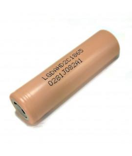 LG ICR18650-HD2C 2100mAh - 20A