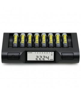 Cargador de batería Maha Powerex MH-C980