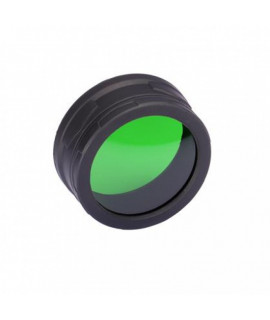 Nitecore NFG50 verde Filtro