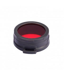 Nitecore NFR50 rojo Filtro