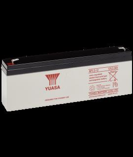Yuasa 12V 2.3Ah batería de plomo