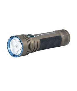 Olight Seeker 2  Pro recargable + L-Dock Edición Limitada Bronceado