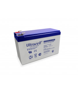 Ultracell Deep Cycle Gel 12V 9Ah Batería de plomo
