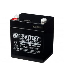 VMF 12V 5Ah batería de plomo