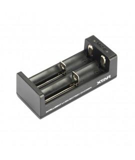 Cargador XTAR MC2 USB
