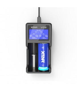Cargador de batería XTAR VC2