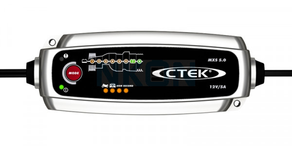 CTEK MXS 5.0 автомобильное зарядное устройство