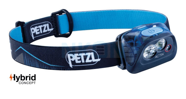Petzl Actik Blue Head лампа - 350 люмен