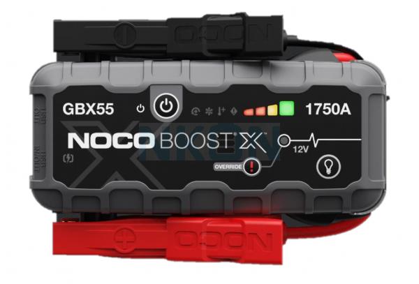 Пусковой пускатель Noco Genius Boost X GBX55 12V - 1750A