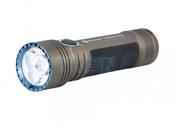 Olight Seeker 2  Pro Rechargeable + L-Dock Limited Edition Tan