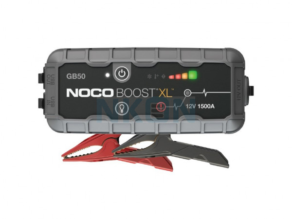 Noco Boost XL GB50 jumpstarter 12V - 1500A