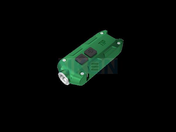 Nitecore Tip - Брелок светло-зеленый