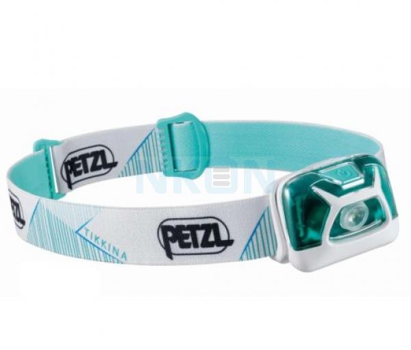 Белый налобный фонарь Petzl Tikkina - 250 люмен