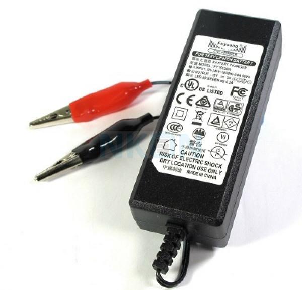 Зарядное устройство LiPePo4 Enerpower / Fuyuang 14,6 В пост. Тока - 2А