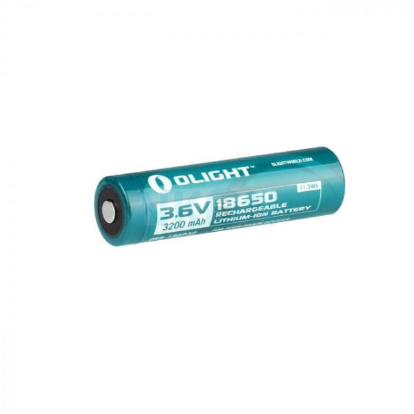 Olight 18650 3200mAh литиевая аккумуляторная батарея для R20
