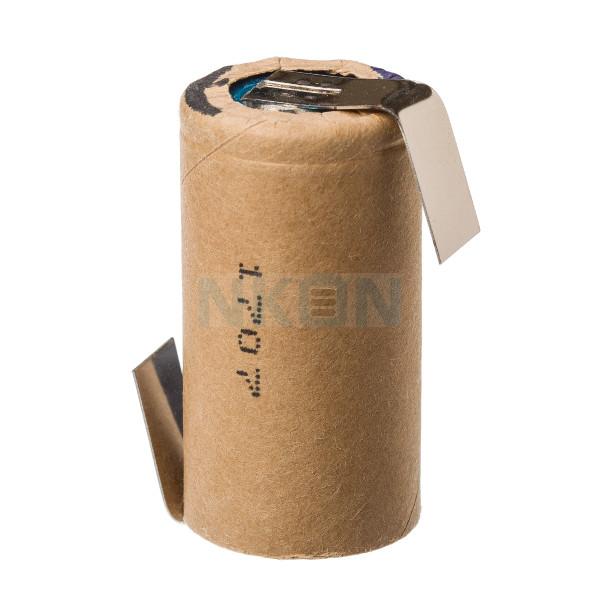 Panasonic Sub-C свыводом под пайку Z-tags - 3000mAh