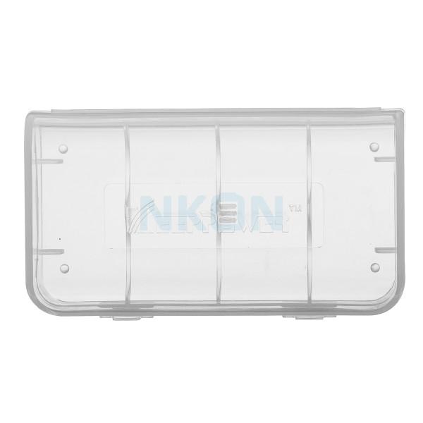 Keeppower 2x 18650 of 4x 18350 коробочка для батареек