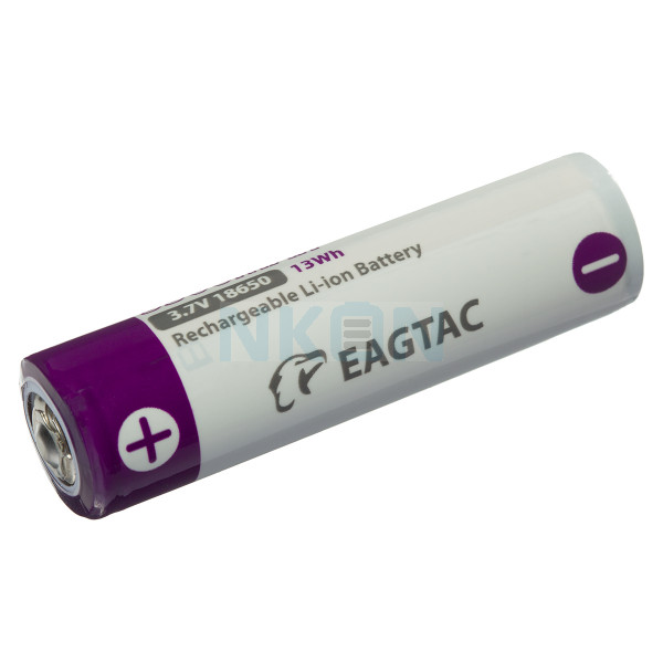 EagleTac 18650 3500mAh (защищенный) - 10A