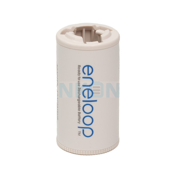 Eneloop AA в C конвертер