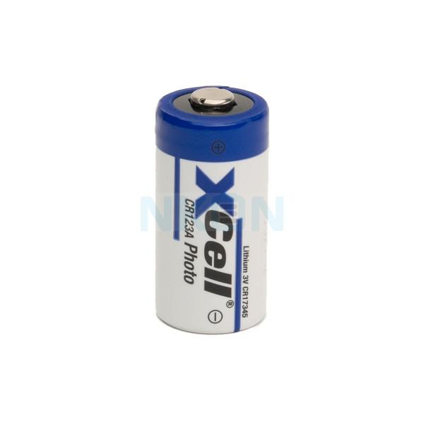 CR123A Xcell Photo Lithium - 3V