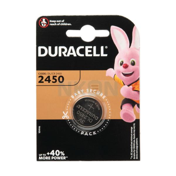 Duracell CR2450 - 3V