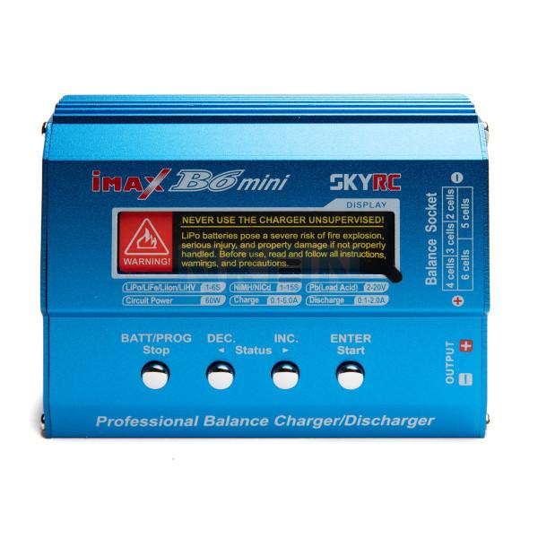iMax B6mini Professional Balance профессиональное зарядное/разрядное устройство