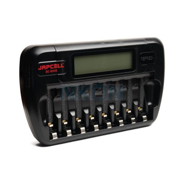 Japcell BC-800 зарядное устройство для батареек